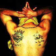 Picture Of Latin Kings Gang Member With Tattoos