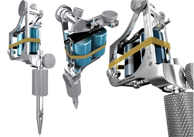 Picture Of Tattoo Machine